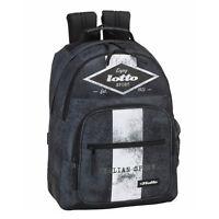 MOCHILA LOTTO SPORT ITALIA Backpack Rucksack Zaino Sac a dos LOTTO ITALIA 42 cm