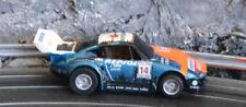 Mick Humphreys Ho ranura de coche personalizado TYCO Porsche 935 Repsol City Scape librea