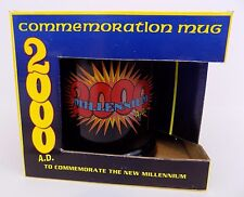 Commemoration Mug/Cup - 2000 Millennium A.D.Collectible - New In Box
