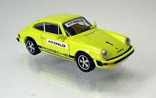 "Brekina 16311 Porsche 911 G IROC 1974 "" Fittipaldi ""  TD"