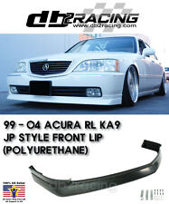 JP-Style KA9 Front Lip (Urethane) Fits 99-04 Acura RL Front Lip