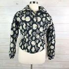 NILS Vintage Insulate Ski Snowboard Jacket Floral size 10