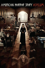 American HORROR STORY Asylum incorniciato stampa (Stagione 2 foto poster arte gotica)