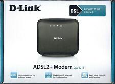 D-Link ADSL2+ Modem DSL-321B neu originalverpackt