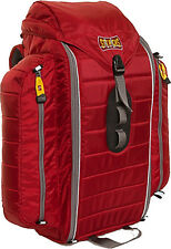 StatPacks G1 BackUp Urban EMT Medic Backpack EMS ALS Trauma Bag Red Stat Packs