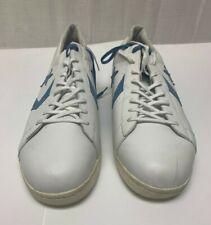 Rare Converse White & Blue Basketball Shoes Men's Size 18