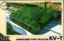 PST 72038 Soviet Armoured Tow Tractor KV-T 1/72 scale plastic model kit