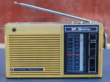 "Radio Transistor Vintage ""National Panasonic GP-World Boy"""