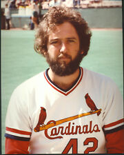 Bruce Sutter St. Louis Cardinals 8x10 With Toploader