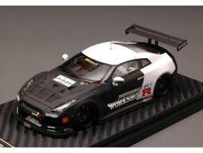HPI Racing 1/43 Nissan GT-R (R35) test car 2010 modellino