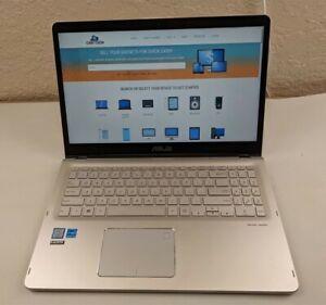 Asus Q505UA 2-in-1 i5-8250U 1.60GHz 12GB RAM 1TB HDD 15.6 FHD Backlit Touch W10H