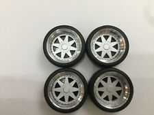 "1/18 scale Modified Tuning REAL ALUMINIUM 15"" ZENDER WHEELS"