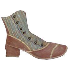 Antique 19th c. Ladies Shoe Trade Sign Store Display Mercantile ~ AAFA
