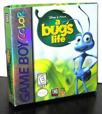 DISNEY A BUG'S LIFE GAME USED VERY GOOD STATE GAMEBOY EDIZIONE AMERICANA 29820