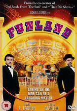 Funland. Taking on the Mob can be a Laughing Matter. New DVD