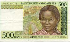MADAGASCAR 500 1994 état voir scan 076