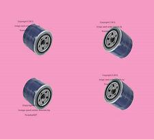 4 PartsMall Spin On Engine Motor Oil Filter kit Set Strainer 1 Pack of 4 for Kia
