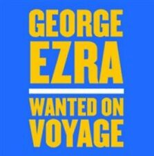 Wanted on Voyage * by George Ezra (CD, Jun-2014, Columbia (USA))