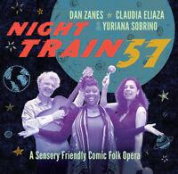 Dan Zanes - Night Train 57 [New CD]