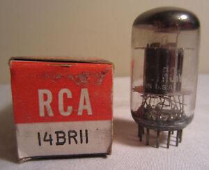 RCA Radiotron 14BR11 14BRII Electron Electronic Vacuum Tube In Box NOS