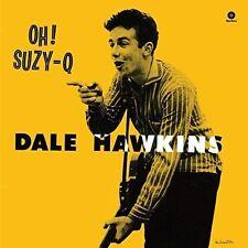 HAWKINS DALE - OH! SUZY - Q [LP] NEW VINYL RECORD
