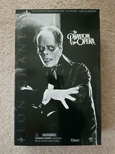 Sideshow Universal Monsters Phantom of the Opera 12 Figure Silver Screen Chaney
