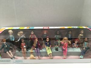 "Disney Wreck It Ralph Breaks the Internet Princesses Doll  6"" ~ 15 Dolls Set NEW"