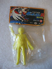 vintage Japanese GATCHAMAN keshi toy Japan MIP rubber figure JOE Asakura Condor