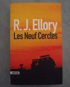 Les Neuf Cercles. R.J. Ellory - roman policier thriller suspense