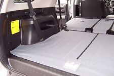 2010-2017 Toyota 4Runner with 3rd Row - Canvasback Cargo Liner - BLACK