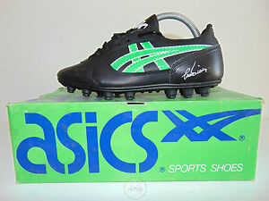 Vintage 90 ASICS Vialli 38 Shoes Calcio 16 Studs Sampdoria Juventus Chelsea