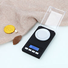 Jewelry LCD Digital  Scale Lab Weight Milligram Scale Medicinal Herbs