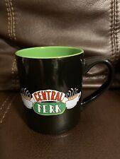 Friends Central Perk Logo Ceramic Soup Mug Coffee Mug 14 Oz Black