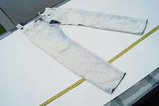 MISS SIXTY JUDY Damen Jeans Hüft Hose stretch Gr.26 W26 stone wash hellblau NEU