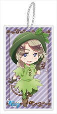 Hetalia Axis Powers France Cultural Outfit Beautiful World Clear Strap Key Chain