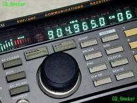 Yaesu broadband receiver FRG-965 Maintenance product with AC adapter #BOF20000