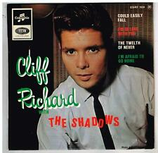 "Cliff RICHARD & The SHADOWS   Could easily fall     7"" 45 tours EP"