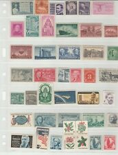 United States mint never hinged assortment