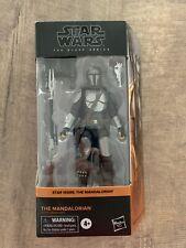 Hasbro 6 Inch Star Wars Black Series 1 The Mandalorian DIN Djarin MIB 2020