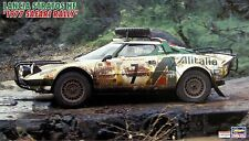 HASEGAWA KIT 1:24 AUTO LANCIA STRATOS HF 1977 SAFARI RALLY ART 25036  CR 36