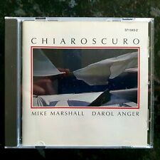 Mike Marshall / Darol Anger - Chiaroscuro - Near Mint Windham Hill Records CD