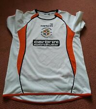 Official Luton Town Football Shirt, Age 11-12 Original from 2008-2009