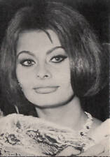 Sophia Loren Freihoff Verlag Postkarte 805 + P 3604