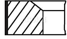 Piston Ring Kit MAHLE Fits KIA HYUNDAI Carens III Ceed Sw Cerato II 23040-2B001