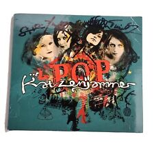 KATZENJAMMER Le Pop CD VG+  SIGNED BY THE BAND