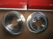 avant ventilé disques de frein disques plaquettes de frein set Pour ssangyong rodius 2.7XDi 05//05