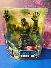 Marvel Legends Limited Edition HULK Target Exclusive New Hasbro 2007