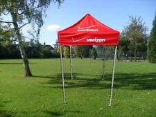 Commercial Canopy Tent Frames: 5' x 5' size  (Also in 10x10, 10x15, 10x20 sizes)