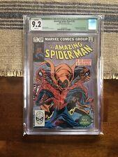 The Amazing Spider-Man #238 Cgc 9.2