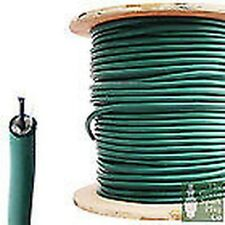 7mm Cable De Encendido Ht - ALTA RESISTENCIA CABLE SILICONA VERDE